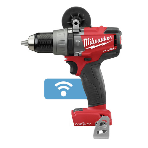 Factory Reconditioned Milwaukee 2706-80 M18 FUEL Lithium-Ion Brushless 1/2 in. Cordless Hammer Drill Driver with ONE-KEY (Tool Only) image number 0