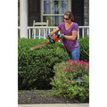 Black & Decker BEHTS300 20 in. SAWBLADE Electric Hedge Trimmer image number 4