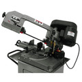 JET HBS-56S 5 in. x 6 in. 1/2 HP 1-Phase Swivel Head Horizontal Band Saw image number 5