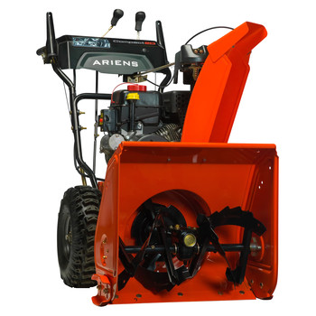 Ariens 921046 Deluxe 28 254CC 2-Stage Electric Start Gas Snow Blower with Headlight image number 2