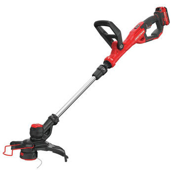 Factory Reconditioned Craftsman CMCST900D1R 20V WEEDWACKER Automatic Feed Lithium-Ion 13 in. Cordless String Trimmer/Edger Kit (2 Ah)