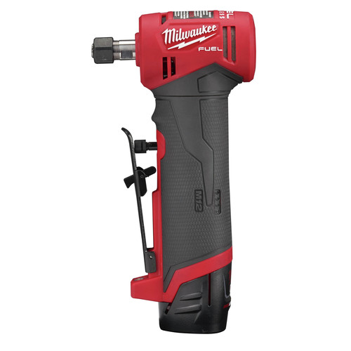Miraculous Milwaukee 2485 22 M12 Fuel Lithium Ion Right Angle Die Grinder Kit 2 Ah Bralicious Painted Fabric Chair Ideas Braliciousco