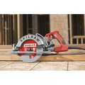 SKILSAW SPT77WML-22 Lightweight Magnesium Worm Drive 7-1/4 in. Circular Saw with Diablo Carbide Blade image number 4