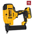 Factory Reconditioned Dewalt DCN681BR 20V MAX Cordless Lithium-Ion 18 Gauge Narrow Crown Stapler (Tool Only) image number 3