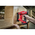Milwaukee 2749-20 M18 FUEL Lithium-Ion 18 Gauge 1/4 in. Cordless Narrow Crown Stapler (Tool Only) image number 2