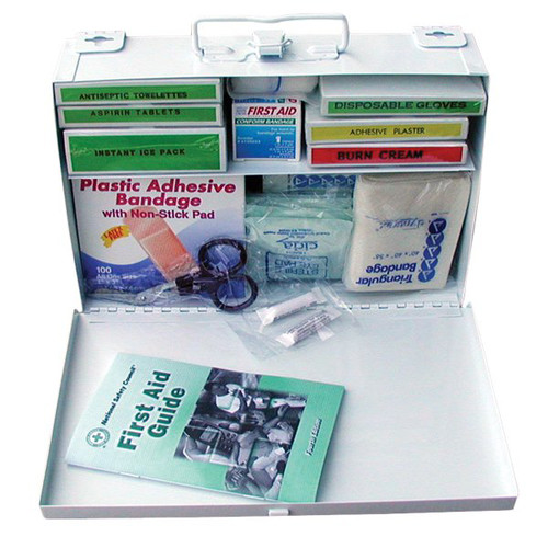 ATD 8850 All Purpose First Aid Kit image number 0