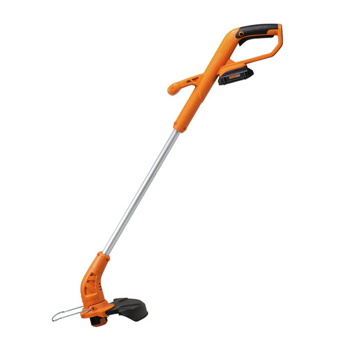 Worx WG154 20V Cordless Lithium-Ion  10 in. Straight Shaft String Trimmer/Edger