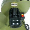 General International 10-105M1 1-1/2 HP 14 Amp Dust Collector image number 1