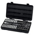 KD Tools 80701 49-Piece 1/2 in. Drive 12 Point SAE/Metric Socket Set image number 0
