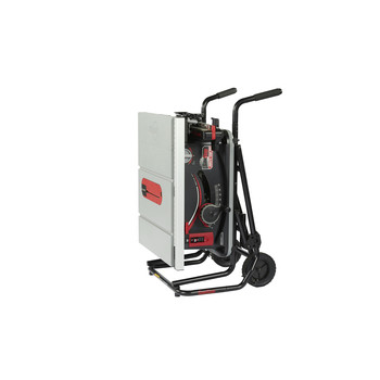 SawStop JSS-120A60 15 Amp 60Hz Jobsite Saw PRO with Mobile Cart Assembly image number 1
