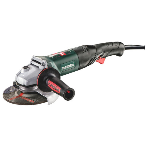 Metabo WE 1500-150 RT DM Performance Series 13.2 Amp 6 in. Angle Grinder with Deadman Switch
