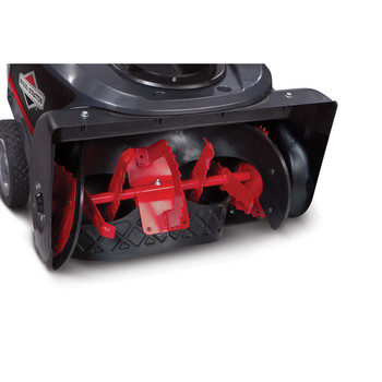 Briggs & Stratton 1696741 250cc Gas Single Stage 22 in. Snow Thrower with Shredder Auger image number 1