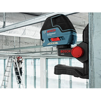Factory Reconditioned Bosch GLL3-50-RT Three Line Laser with Layout Beam image number 3