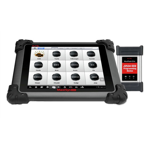 Autel MSADAS MaxiSYS ADAS Calibration Tablet image number 0