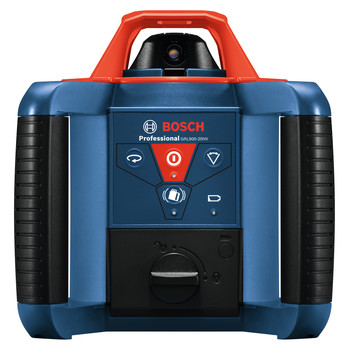 Bosch GRL900-20HVK Self-Leveling Rotary Laser Kit with (2) D and (3) Alkaline Batteries image number 2