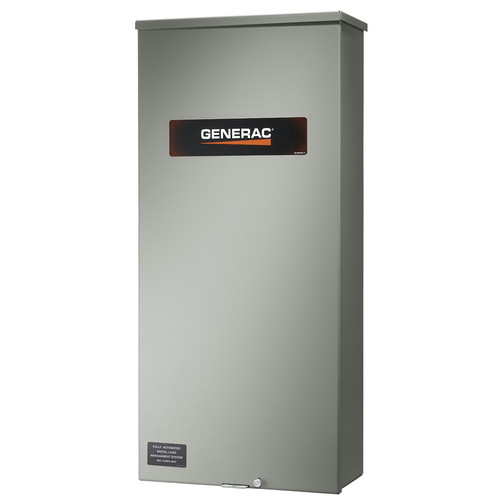 Generac RXSW100A3 100 Amp Service Rated Automatic Transfer Switch 120/240V Single Phase NEMA 3R