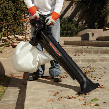 Remington 41BBESPG983 12 Amp Variable-Speed Electric Handheld Mulching Blower Vac image number 5