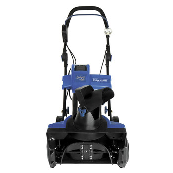 Snow Joe ION18SB-PRO Snow Joe Blue 40V 5.0 Ah 18 in. Snow Thrower image number 2