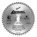 Milwaukee 48-40-4015 6-1/2 in. Circular Saw Blade (48 Tooth)