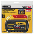 Dewalt DCB609 20V/60V MAX FLEXVOLT 9 Ah Lithium-Ion Battery image number 5