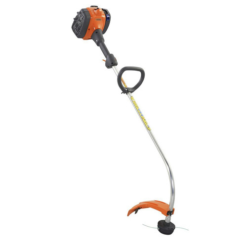 Husqvarna 122C 21.7cc Gas Curved Shaft String Trimmer with Smart Start