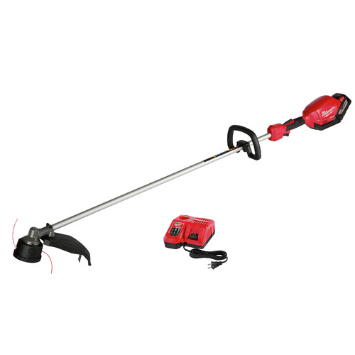 Factory Reconditioned Milwaukee 2725-81HD M18 FUEL 16 in. Straight Shaft String Trimmer Kit image number 0