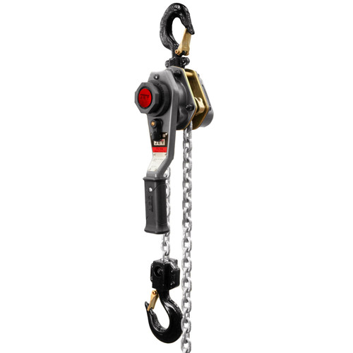 JET JLH-150WO-20 1-1/2-Ton Lever Hoist 20 ft. Lift & Overload Protection