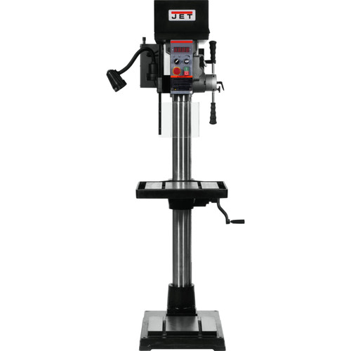 JET 354250 JDPE-20EVS-PDF 115V 1-Phase 20 in  Variable Speed Drill Press  with Power Downfeed