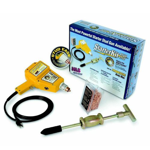 H & S Autoshot 4550 Uni-Spotter Welder Kit Plus