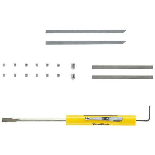 TapeTech 502F3 3 in. Corner Finisher Blade Kit