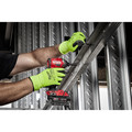 Milwaukee 48-73-8932B 12-Piece Cut Level 3 High Visibility Polyurethane Dipped Gloves - Large image number 4