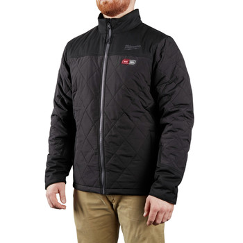 Milwaukee 203B-203X M12 12V Li-Ion Heated AXIS Jacket (Jacket Only) - 3XL