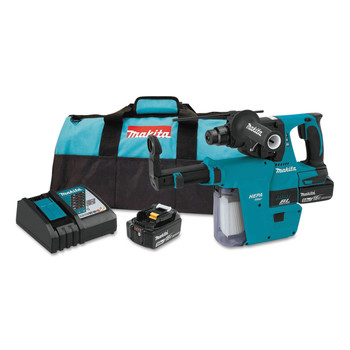 Makita XRH011TX 18V LXT Cordless Lithium-Ion 1 in. Rotary Hammer Kit image number 0