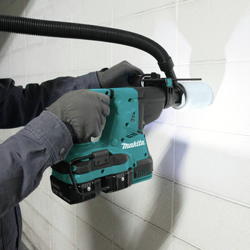 Makita XRH08PT 18V X2 LXT Lithium-Ion (36V) 5.0 Ah Brushless 1-1/8 in. AVT Rotary Hammer Kit image number 8