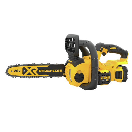 Dewalt DCCS620P1 20V MAX 5.0 Ah Cordless Lithium-Ion 12 in. Compact Chainsaw Kit