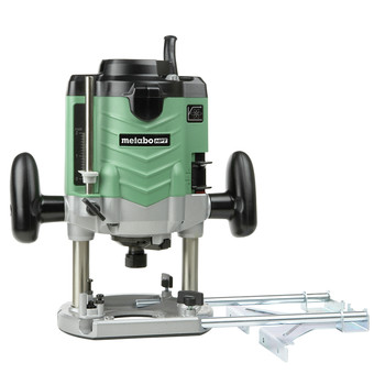 Metabo HPT M12VEM 3-1/4 HP Variable Speed Plunge Router with 1/2 in. Collet image number 2
