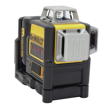Dewalt DW089LR 12V MAX 3 x 360 Degrees Red Line Laser image number 1