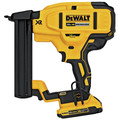 Factory Reconditioned Dewalt DCN681BR 20V MAX Cordless Lithium-Ion 18 Gauge Narrow Crown Stapler (Tool Only) image number 0