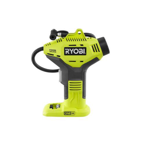 Factory Reconditioned Ryobi ZRP737 18V ONEplus Lithium-Ion Power Inflator (Tool Only)