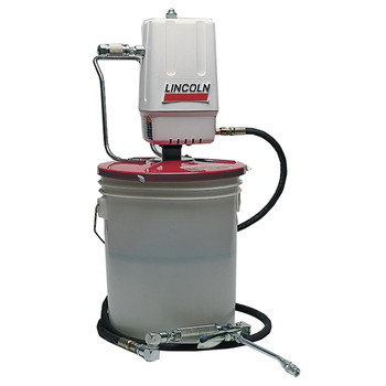 Lincoln Industrial 989 Heavy Duty Grease Pump for 25-50 lbs. Drum