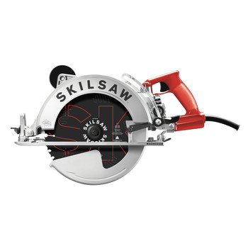 SKILSAW SPT70WM-01 Sawsquatch 15 Amp 10-1/4 in. Magnesium Worm Drive Circular Saw