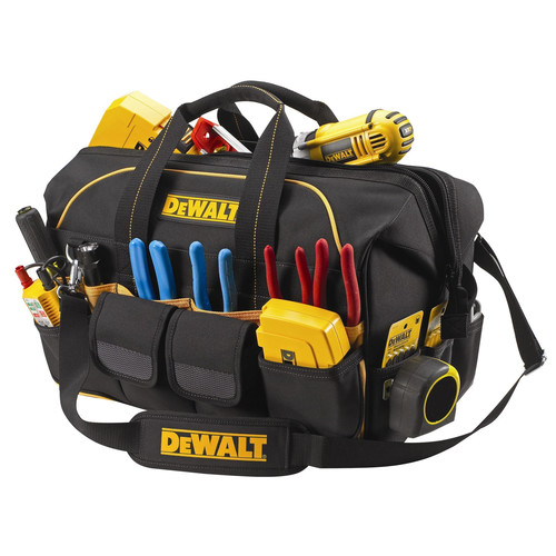 Dewalt DG5553 18 in. Pro Contractor's Closed-Top Tool Bag