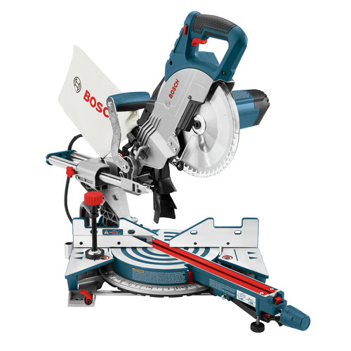 Bosch CM8S 8-1/2 in. Single Bevel Sliding Compound Miter Saw image number 0
