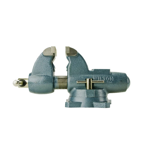 Wilton 10275 C 3 Combination Pipe And Bench Vise Swivel Base 6