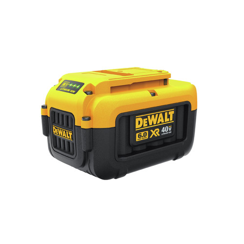 Dewalt DCB406 40V MAX Premium XR 6 Ah Lithium-Ion Battery image number 0