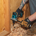 Makita XT288T 18V LXT Brushless Lithium-Ion 1/2 in. Cordless Hammer Drill Driver/ 4-Speed Impact Driver Combo Kit (5 Ah) image number 11