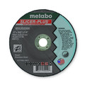 Metabo 655352000-50 6 in. x 0.045 in. A60TX Type 27 SLICER-PLUS High Performance Cutting Wheels (50-Pack)