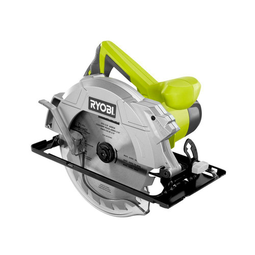 Factory Reconditioned Ryobi ZRCSB135L 14 Amp 7-1/4 in. Circular Saw with Exactline Laser