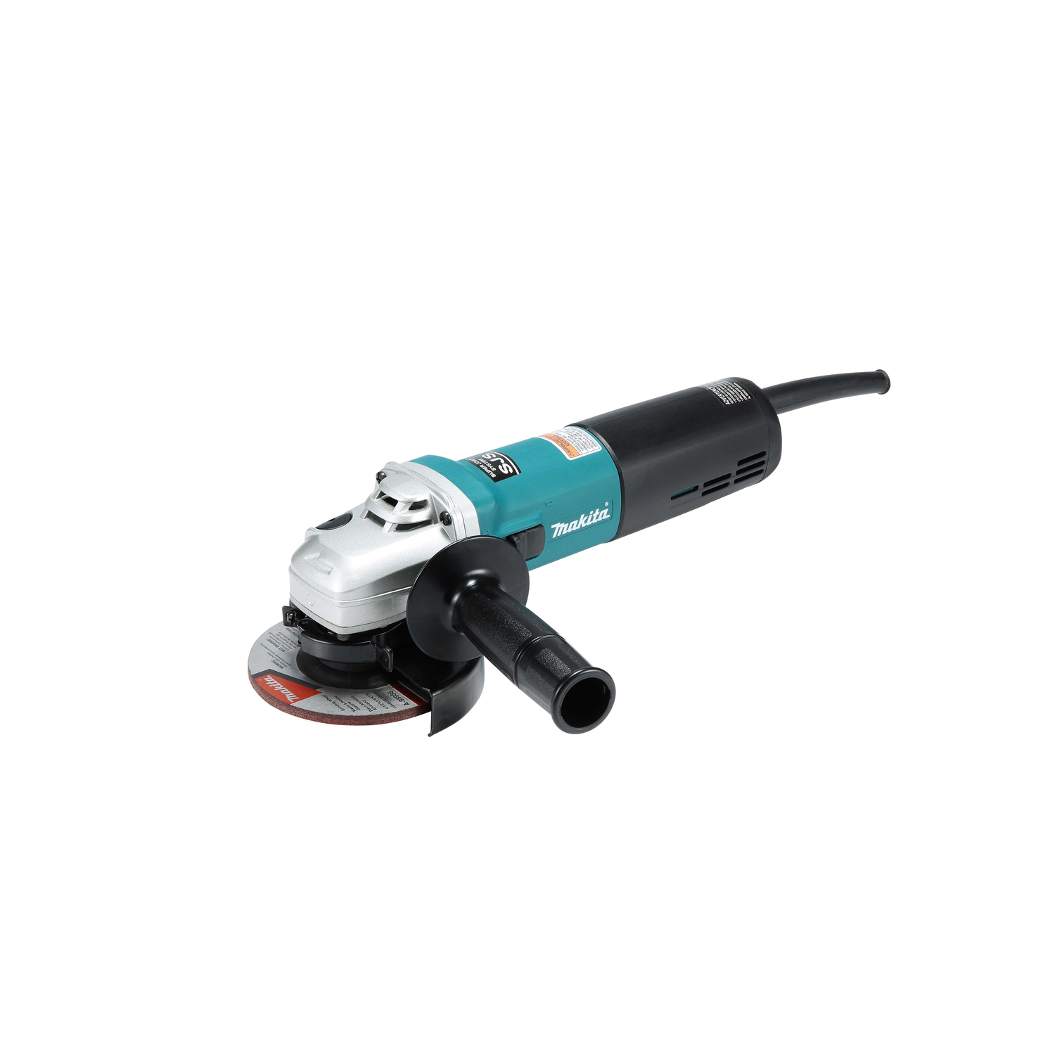 Makita 9564cv 4 1 2 In Slide Switch Variable Speed Angle Grinder Blower Wiring Diagram