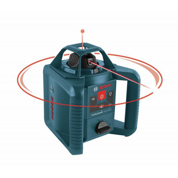 Factory Reconditioned Bosch GRL240HVCK-RT Self-Leveling Rotary Laser Level Kit image number 1